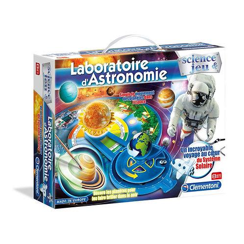 Clementoni - Laboratoire d'astronomie