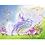 Thumbnail: 2x24 Pcs - Ravensburger - Chevaux et papillons