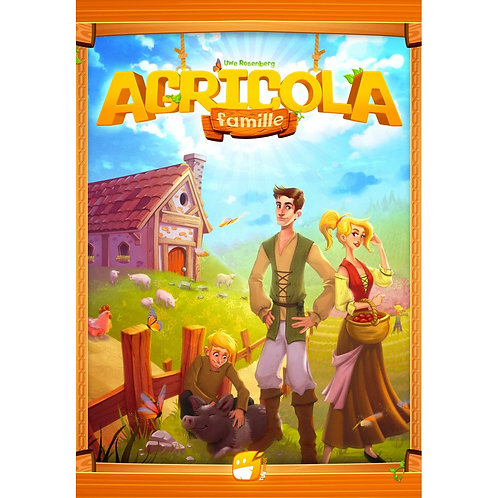 Agricola - Edition Famille VF