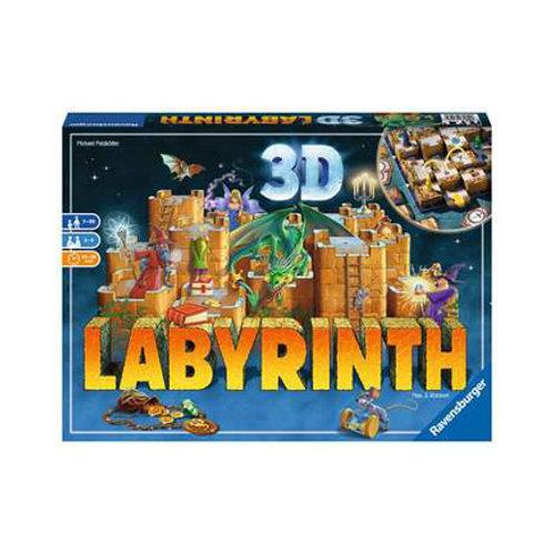 3D Labyrinth VA