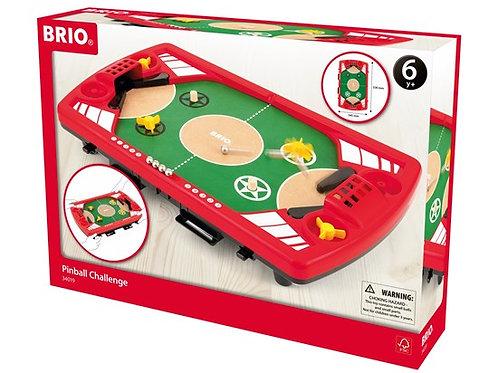 Brio - Pinball Duo Challenge 2 joueurs