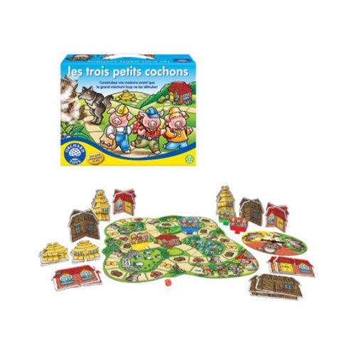 Orchard Toys - Les trois petits cochons