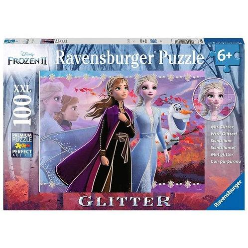 100 Pcs Frozen 2: 2 soeurs unies
