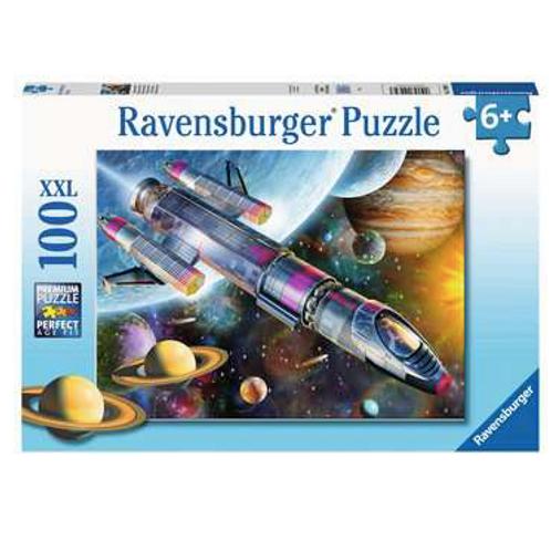 100 Pcs - Ravensburger - Mission dans l'espace