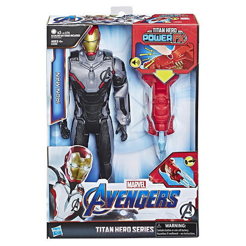Avengers Titan Hero Series - Marvel Iron man VF