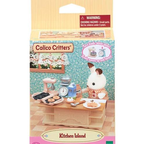 Calico Critters - Ilot de Cuisine