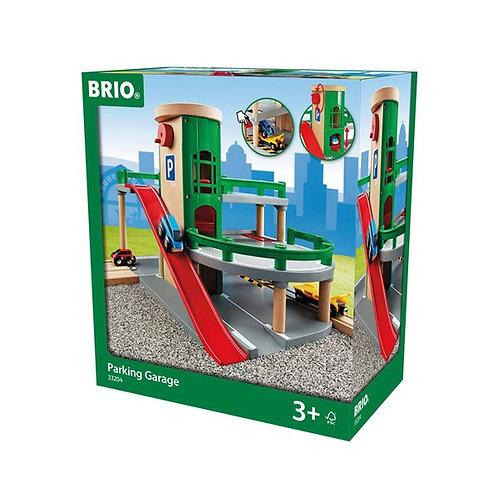 Brio - Garage rail / Route