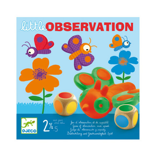 Djeco - Little observation  (ML)
