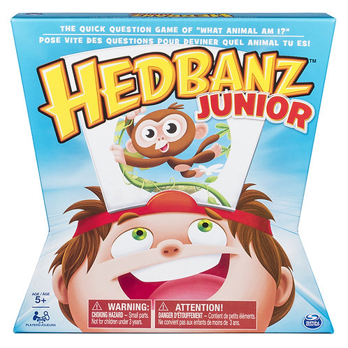 Jeu Hedbanz Junior (ML)