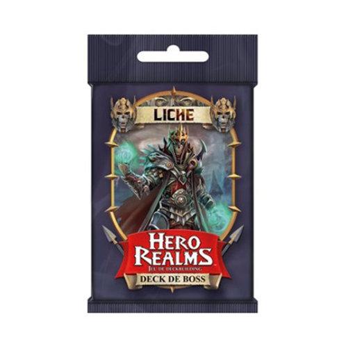 Hero Realms - Deck Boss : Liche VF