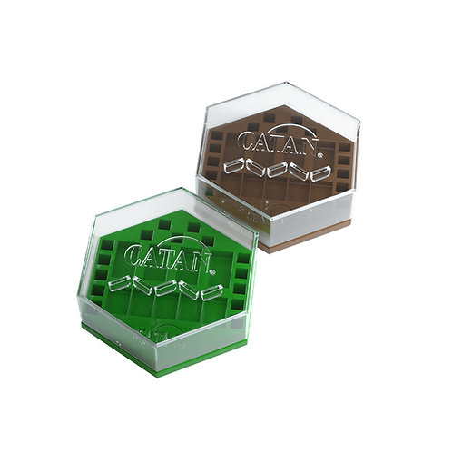 Catan hexadocks : Expansion set