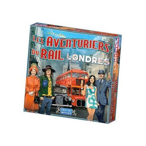 Aventuriers du Rail Express - Londres VF