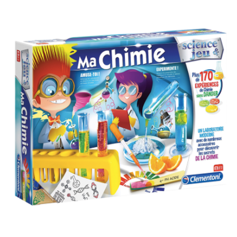 Clementoni - Ma chimie VF