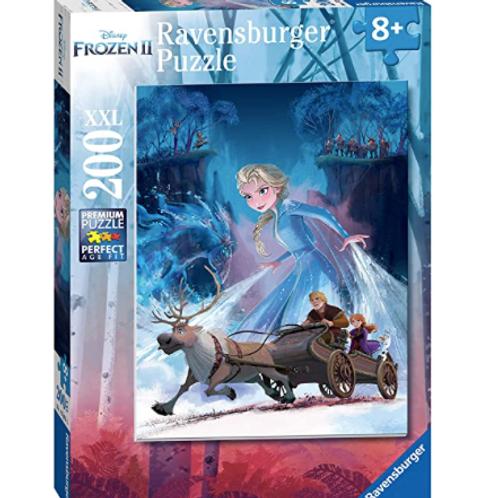 200 Pcs Frozen 2: Reine des Reiges