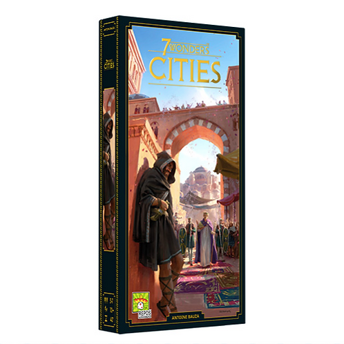7 Wonders Extension Cities Nouvelle Édition VF