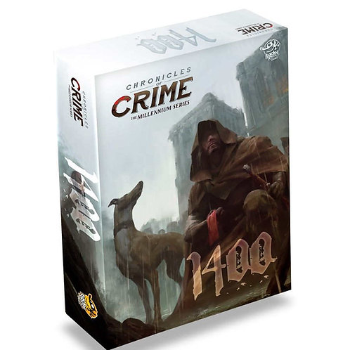 Chronicle of crime: The millenium series 1400 VA