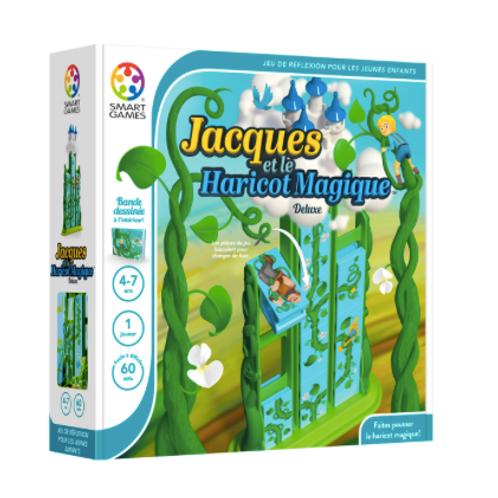 SMART GAMES - Jacques et le haricot magique