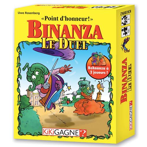 Binanza - Le duel VF