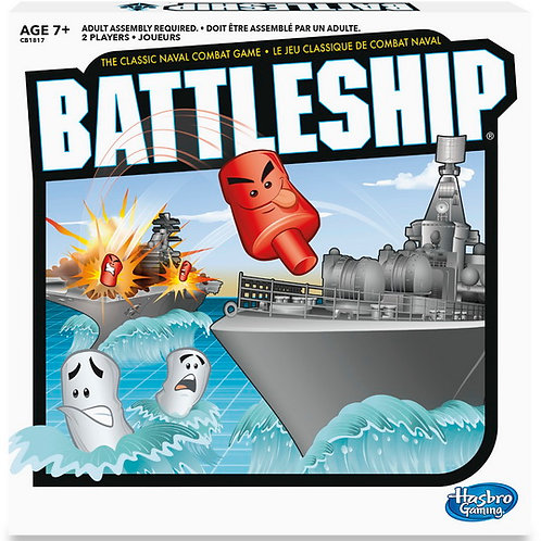 Bataille Naval / Battleship (ML)