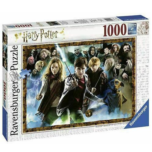 1000 Pcs - Harry Potter