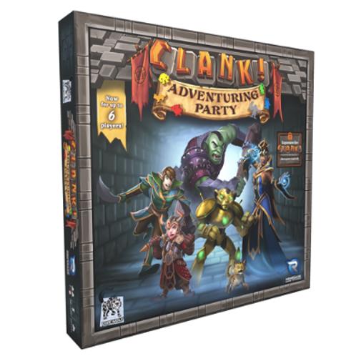 Clank! Adventuring party VA