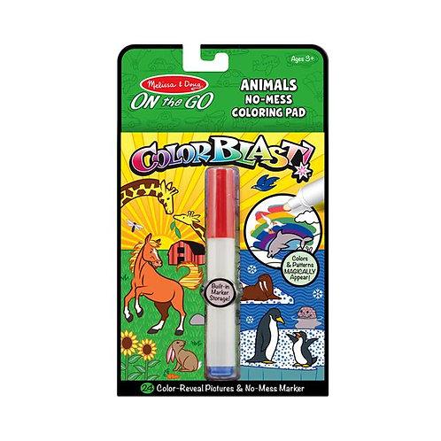 Color Blast Animal - Tablette Dessin