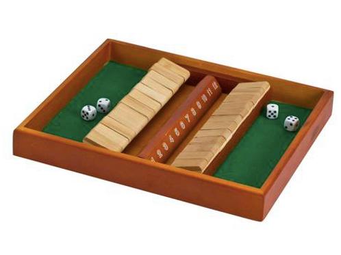 CHH Games - Shut the Box double (12)