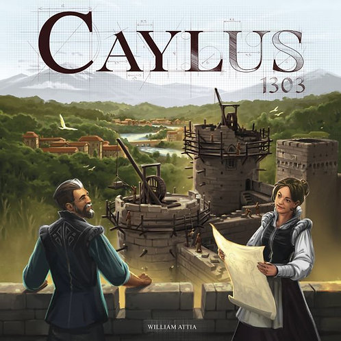 Caylus 1303 VF