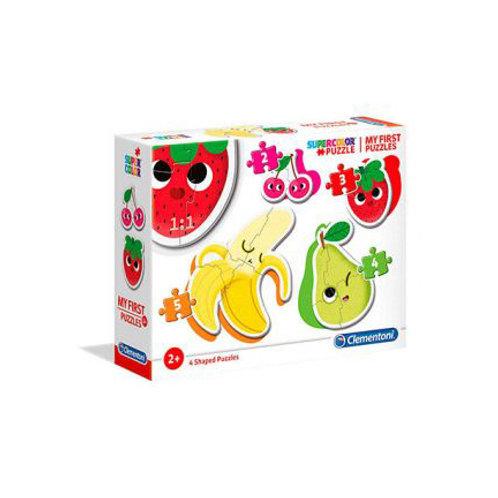 Clementoni - Mon premier puzzle - Les fruits