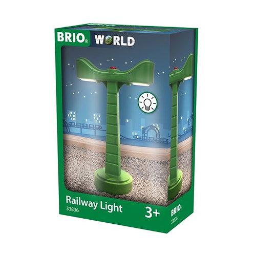 BRIO - Éclairage Ferroviaire