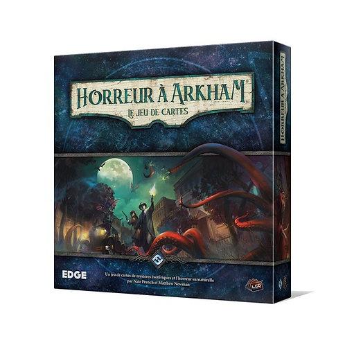 Horreur à Arkham : Le jeu de cartes VF