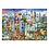 Thumbnail: 1500 pcs - Symboles d'Amérique du Nord - Educa