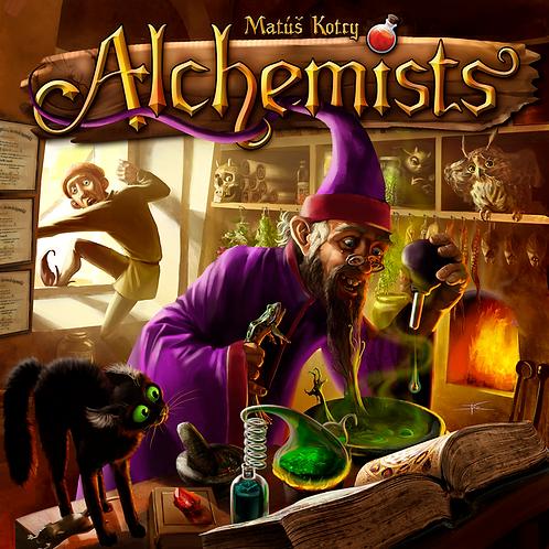 Alchimistes VF