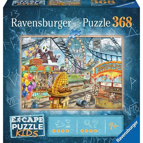 386pcs - Escape Puzzle Kids - Le parc d'attractions