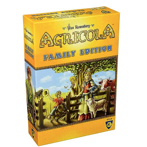 Agricola - Family Edition VA