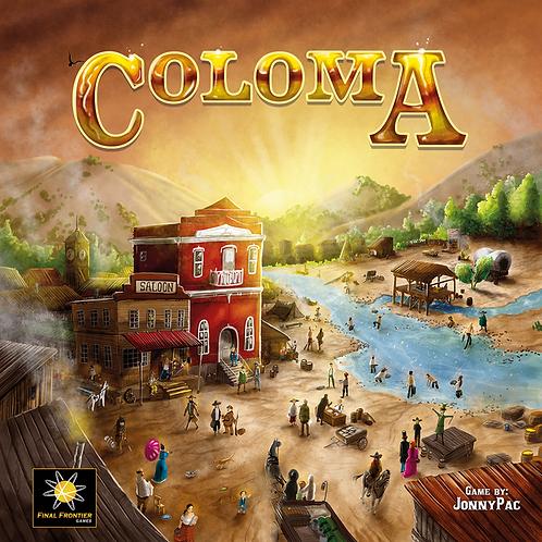 Coloma VA