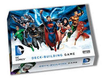 DC Comics Deck Building Game (VF)