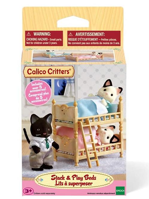 Calico Critters - Lits à superposer
