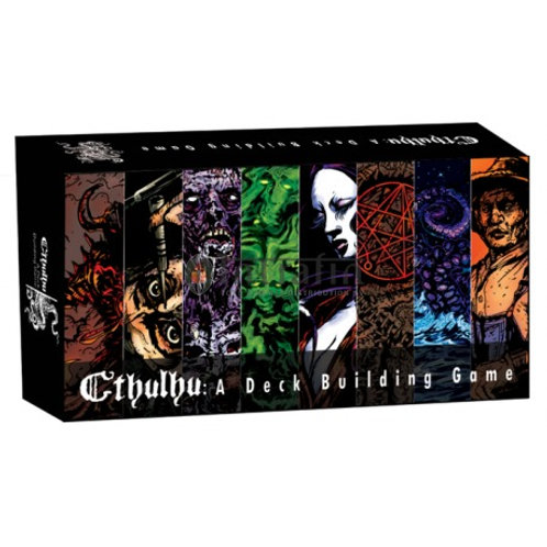 Cthulhu: A Deck Building Game (VA)
