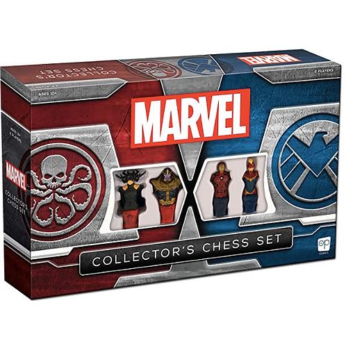 Jeu d'échecs Marvel Deluxe
