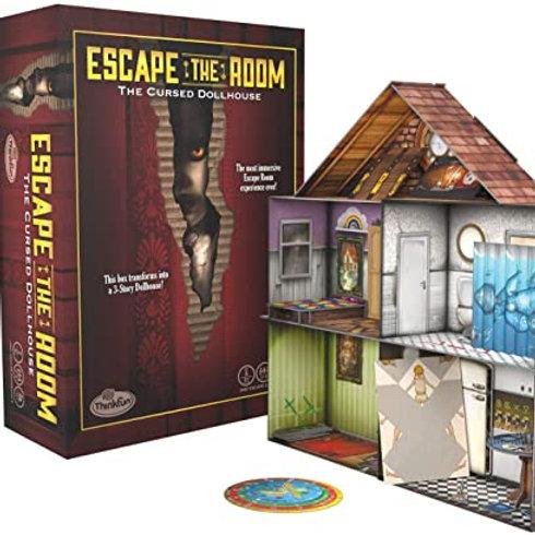 Escape the room : The curse dollhouse VA