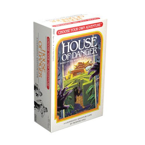 Choose your own Adventure - House of Danger VA