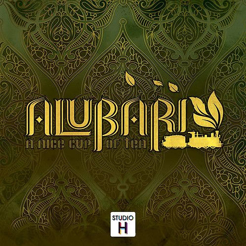 Alubari : A nice cup of tea VF