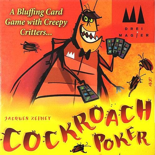 Cockroach Poker  (ML)