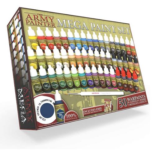 The Army Painter: Mega Paint Set