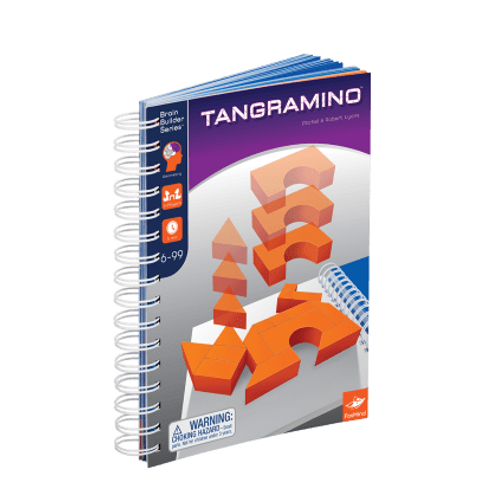 Tangramino - Livret Seulement