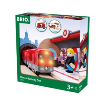 BRIO - Circuit métro