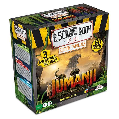 Escape Room Le jeu - Coffret Jumanji Édition familiale VF