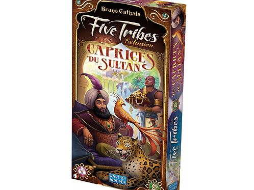 Five Tribes: Extension Les caprices du Sultan VF