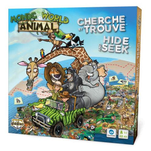 Cherche et Trouve - Monde Animal